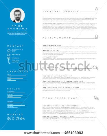 Simple Resume Template - 46 Free Samples, Examples
